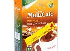 فروش اینترنتی هات چاکلت پرتقالی مولتی کافه