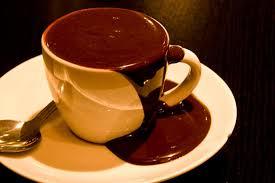 هات چاکلت طعم دار ایرانی