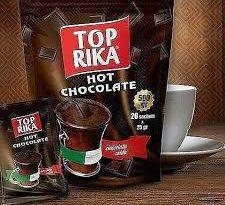 هات چاکلت تاپریکا