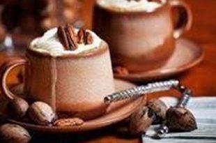پودر هات چاکلت آماده