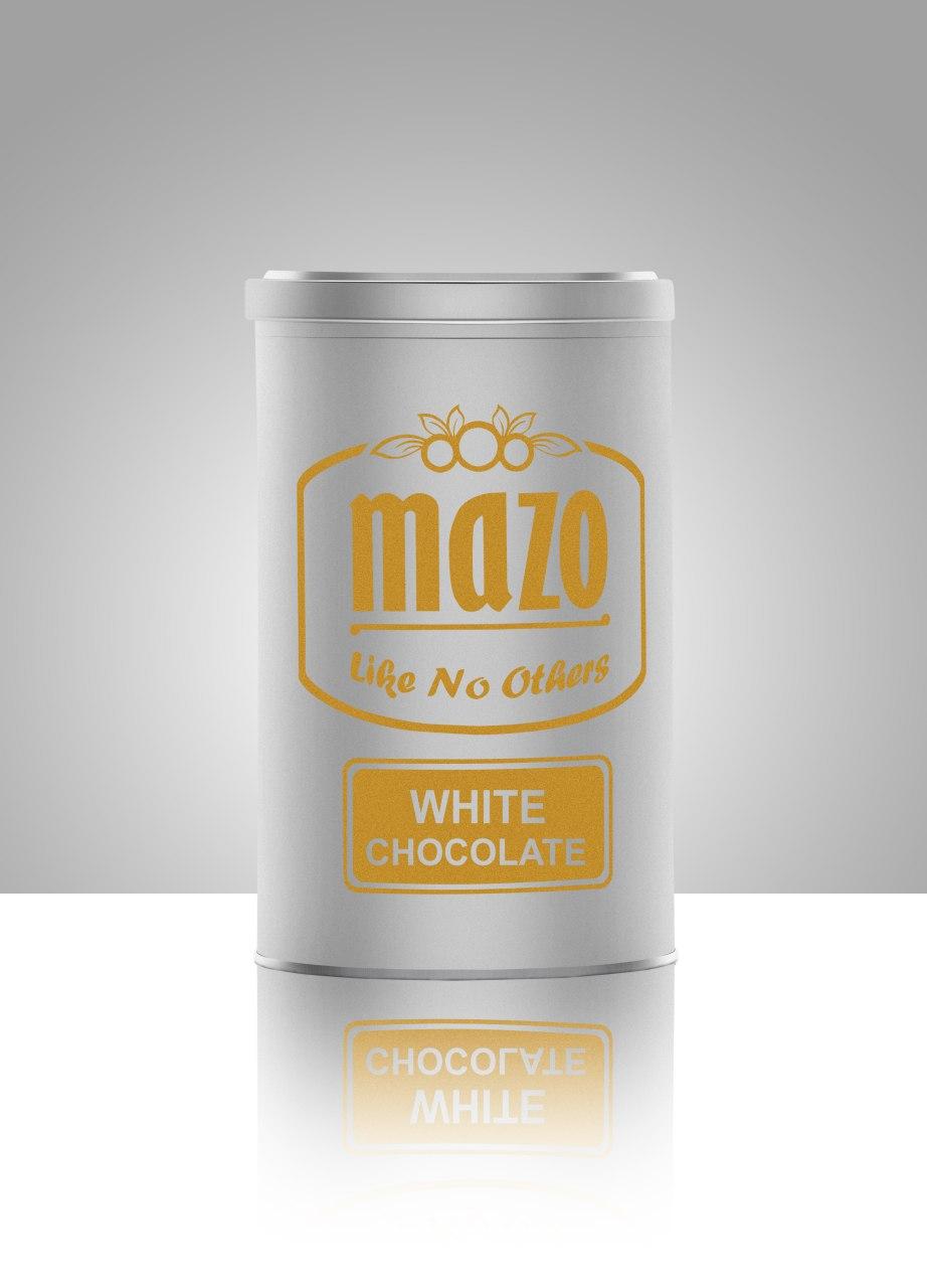 هات چاکلت سفید mazo